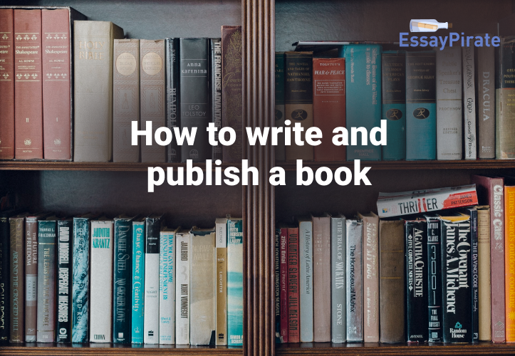 Shortly about How to Write and Publish a Book